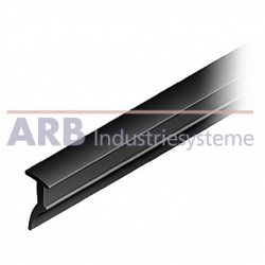Dichtprofil 5 2-3mm  grau ähnlich RAL 7040